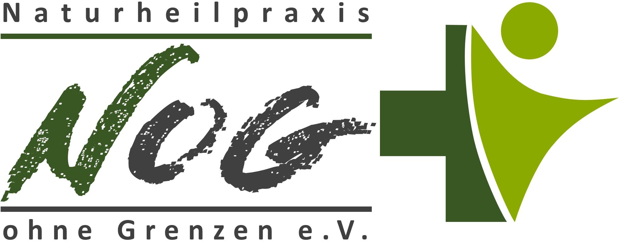Logo der Naturheilpraxis ohne Grenzen