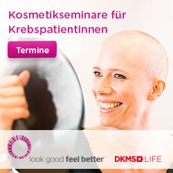 Logo Kosmetikseminare für Krebspatientinnen